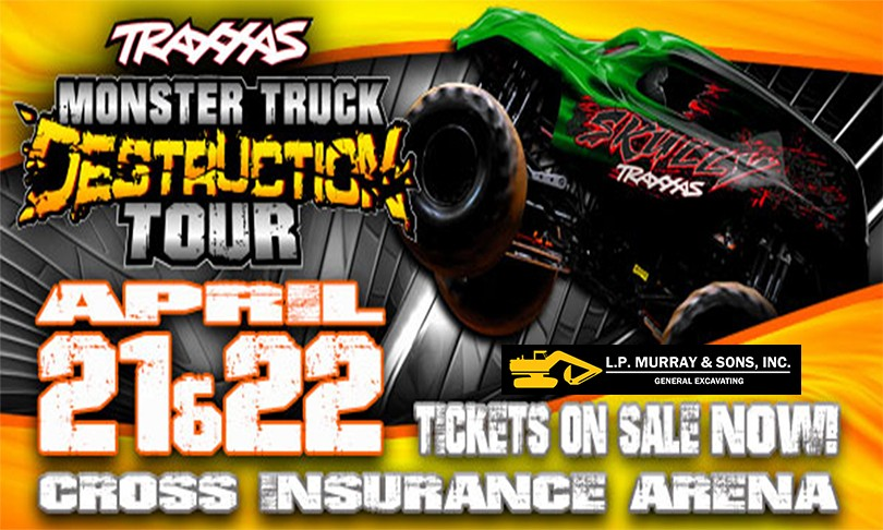 Traxxas  Monster Trucks Destruction Tour