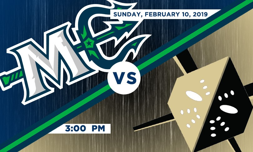 Maine Mariners vs. Wheeling Nailers