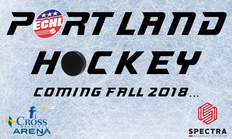 HOCKEY RETURNS TO PORTLAND IN 2018!