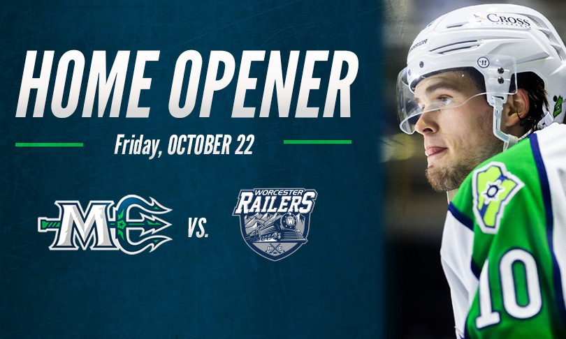 Maine Mariners vs. Worcester Railers