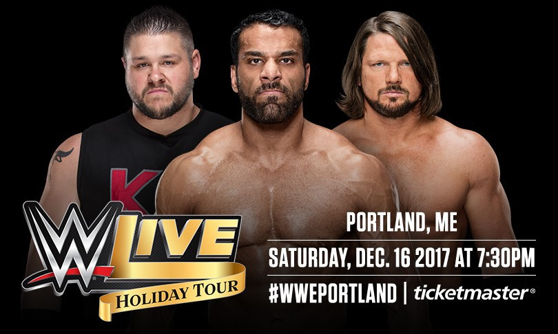 WWE Holiday Tour