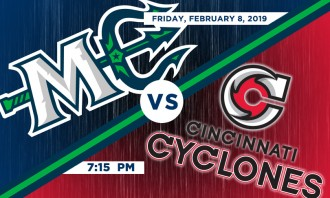 Maine Mariners vs. Cincinnati Cyclones