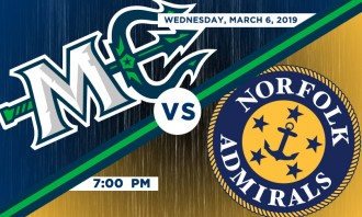 Maine Mariners vs. Norfolk Admirals