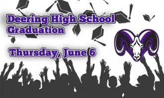 Deering High School Graduation