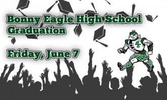 Bonny Eagle High School Graduation