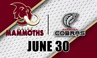 Maine Mammoths vs. Carolina Cobras