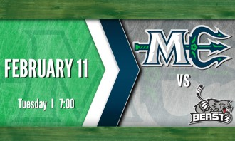 Maine Mariners vs Brampton Beast