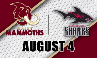 Maine Mammoths vs. Jacksonville Sharks