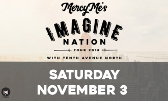 MercyMe: Imagine Nation Tour
