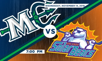 Maine Mariners vs. Orlando Solar Bears