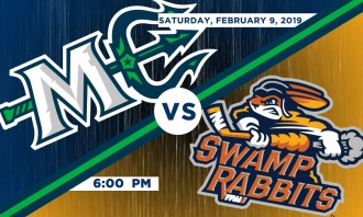 Maine Mariners vs. Greenville Swamp Rabbits