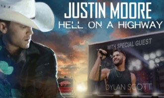 Justin Moore: Hell on Highway Tour