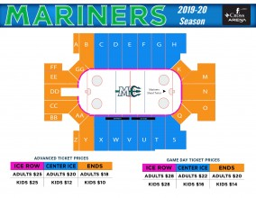 Maine Mariners Seating